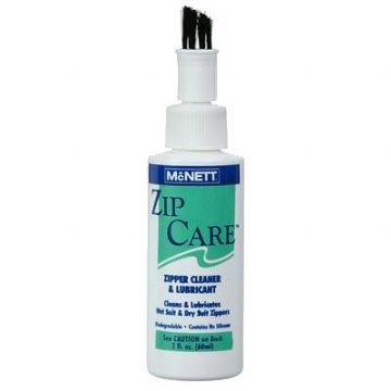 McNett - Zip Care Liquid Zipper Cleaner and Lubricant